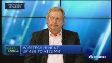 WiseTech CEO: We're growing quickly and profitably