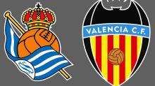 Real Sociedad-Valencia, Liga de España: el partido de la jornada 4