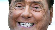 """Berlusconi nach positivem Corona-Test """"vorsichtshalber"""" im Krankenhaus"""