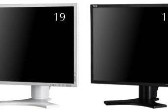NEC unveils 19-inch MultiSync LCD1990SX monitor