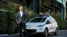 GM names new CEO for its autonomous vehicle company Cruise