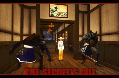 The Stream Team:  Solving new Sidestories in The Secret World