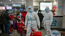 China removes two Hubei leaders as virus crisis deepens