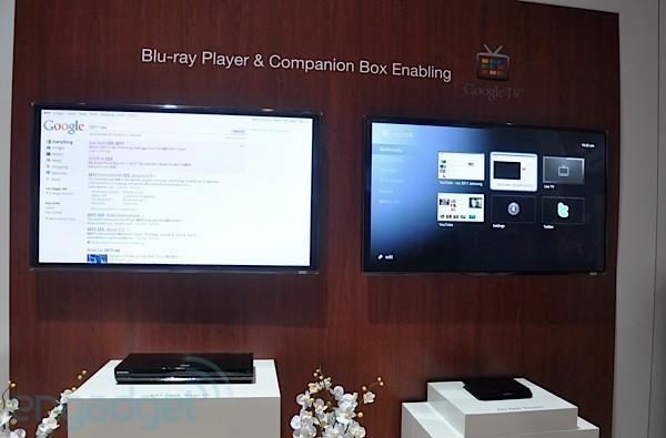 Samsung's Google TV delayed by Intel exclusivity agreement?