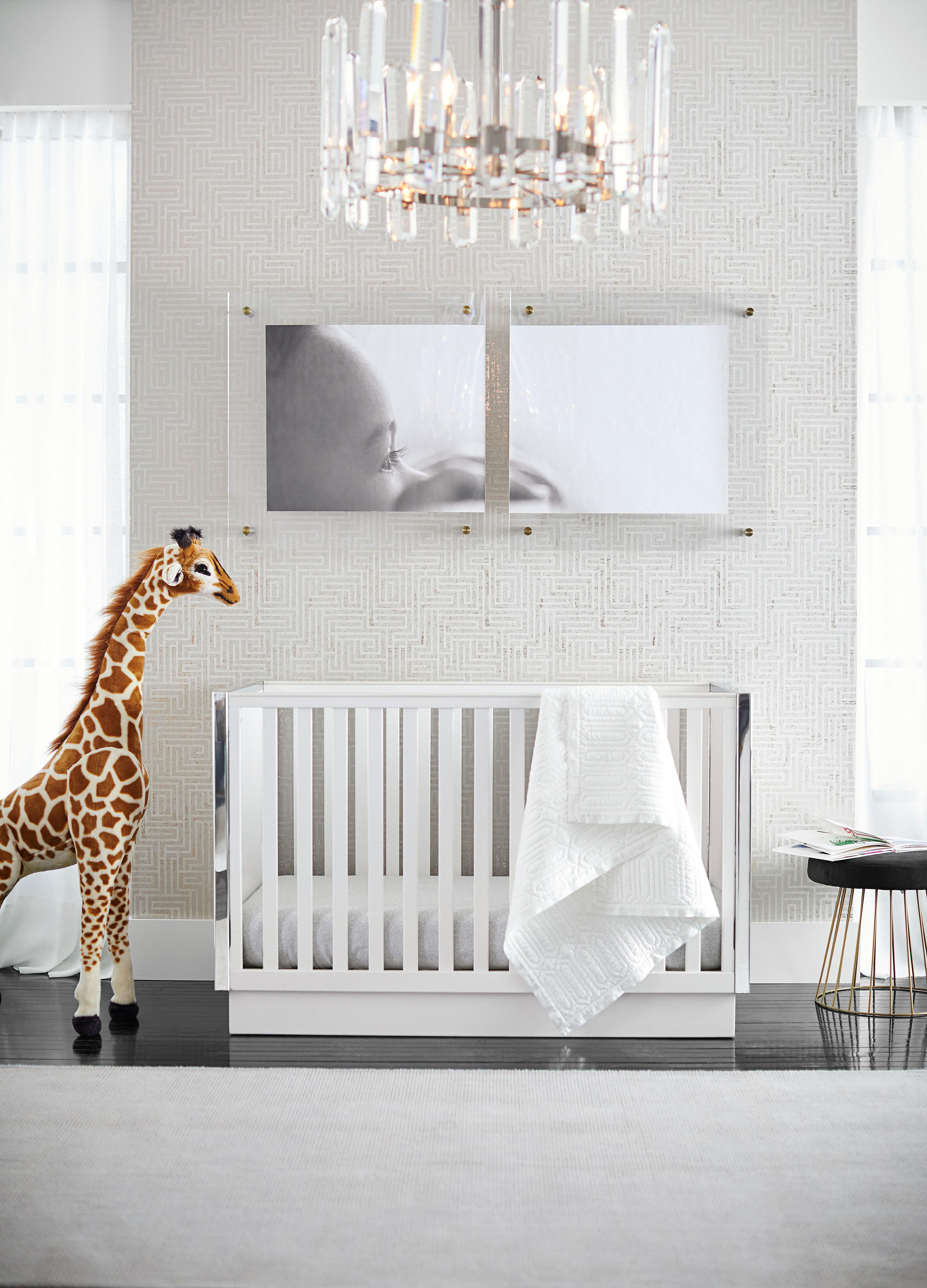 POTTERY BARN KIDS DEBUTS NEW HIGH-STYLE NURSERY COLLECTION