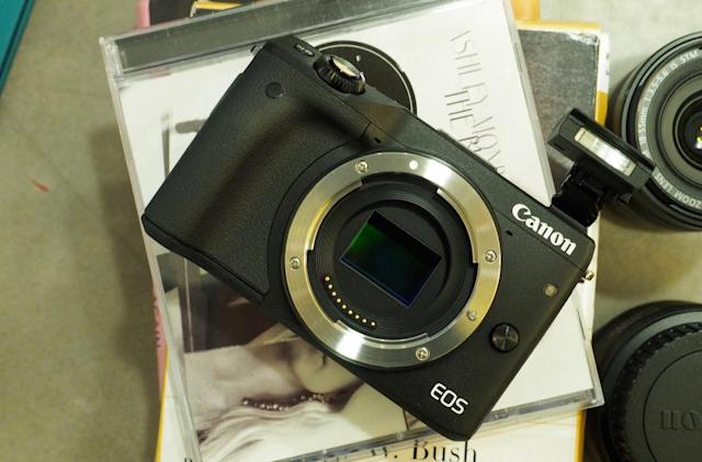 With the EOS M3, Canon finally has a worthy mirrorless camera