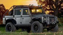 Himalaya 打造 Land Rover Defender 全新動力升級改裝版本