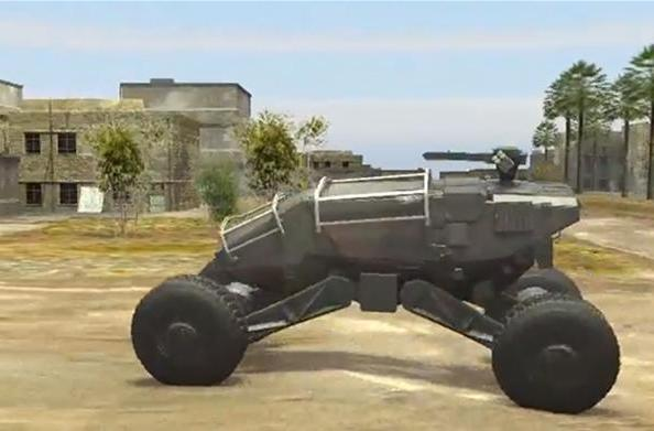 Here's how DARPA's high-tech tanks will dodge RPGs (video)