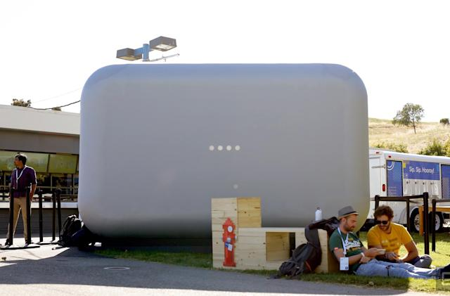 I wish I could live inside this massive Google Home Max