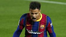 Philippe Coutinho scores equaliser as Barcelona are held by Sevilla