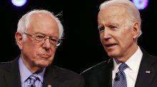 Biden blasts Bernie: 'I beat the socialist'