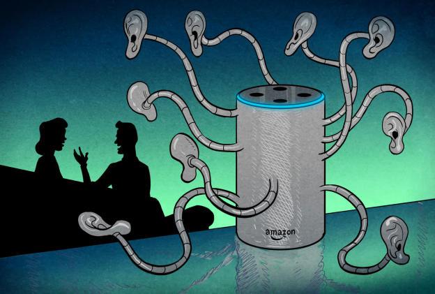 Hey Alexa: How can we escape surveillance capitalism?