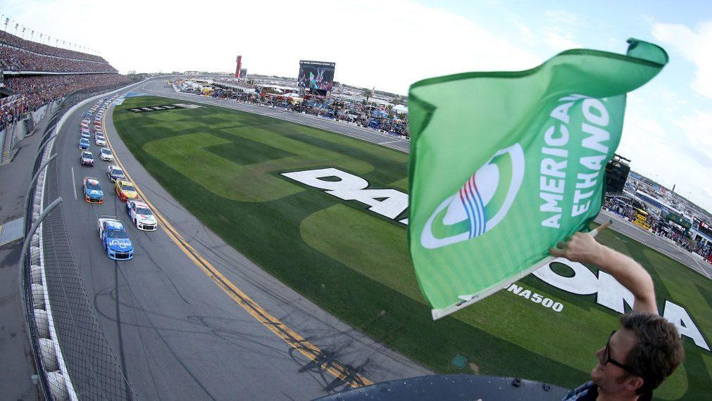 NASCAR's weekend schedule for Daytona road course