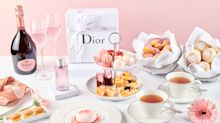 FOOD REVIEW: Indulge in an afternoon tea for the senses with Dior and Ruinart at St. Regis Singapore