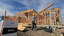 Homebuilder stocks have outperformed tech stocks so far this year