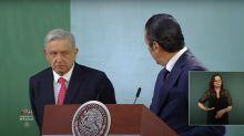 El momento incómodo en la mañanera entre el gobernador de Querétaro y el presidente López Obrador