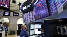 Wall St plunges as 2018's gains erased