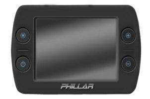 PVST-SPN350 Phillar Vision Navigator finds your route for only 200 euros