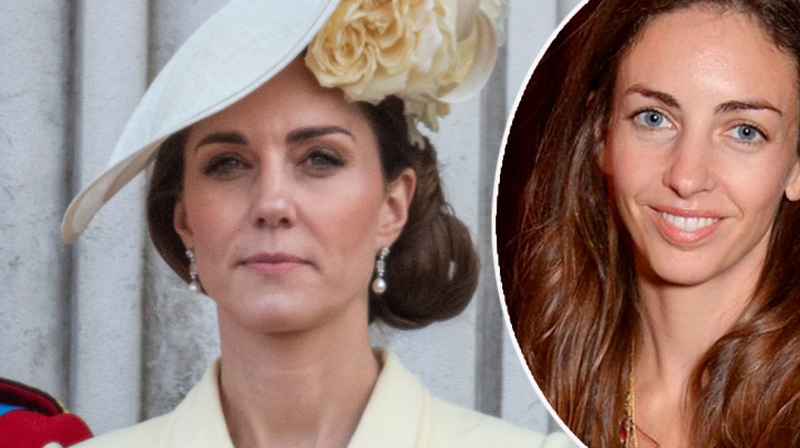 Kate's 'rural rival' Rose told to 'say nothing' amid rift rumours