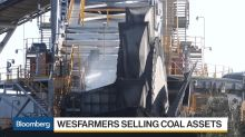 CEO Says Fortescue Not Interested in Wesfarmers Coal