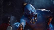 Will Smith's 'nightmare fuel' blue genie in 'Aladdin' splits critics