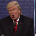 SNL's Alec Baldwin Once Again Skewers Donald Trump—With His Own Words