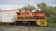 Tier 4 Low-Emission Locomotives Begin Work on California Northern Railroad