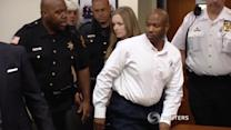 """Truck driver pleads """"not guilty"""" in Tracy Morgan crash"""