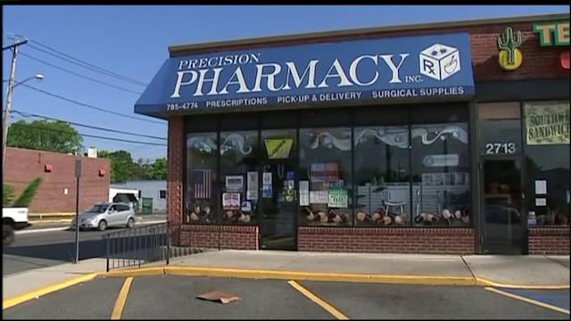 Armed Pharmacist Catches Drug Store Thief