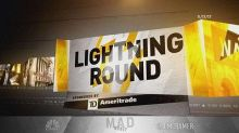 Cramer's lightning round: Wait for Universal Display to c...