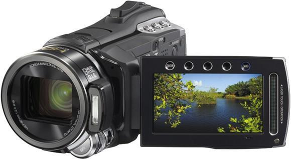 JVC brings $1,000 HD Everio GZ-HM400 camcorder to America