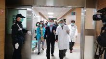 防疫情擴散!醫院管制禁探病 3種情況例外