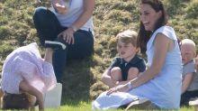 Princess Charlotte Cracks Mom Kate Middleton Up!
