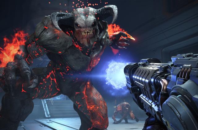 'Doom Eternal' isn't the 'Doom' sequel I wanted -- but I still loved it