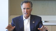 Romney undecided on impeachment, stands by Trump criticism