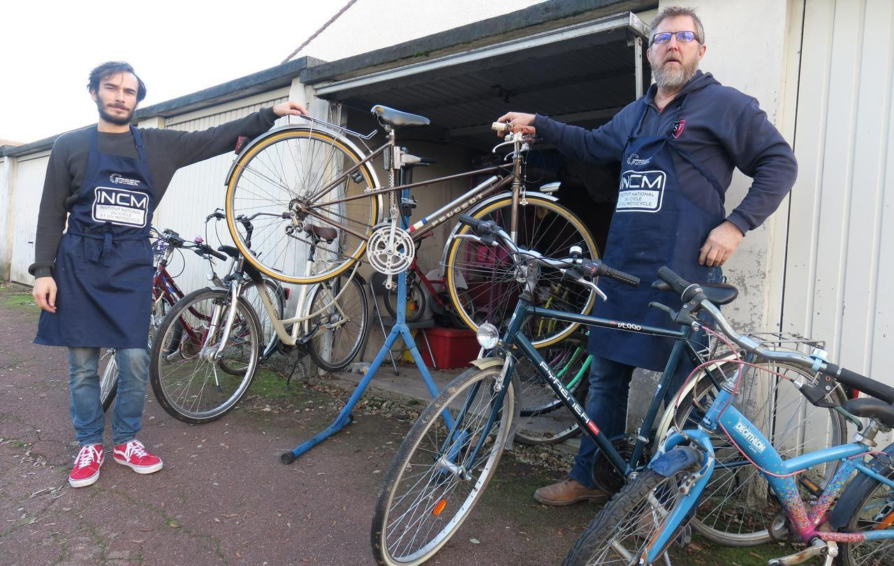 Saint quentin en yvelines ils r parent vos v los domicile for Garage velo paris