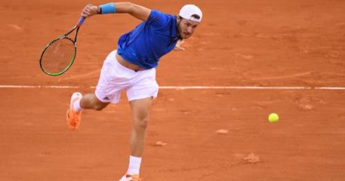 Tennis - ATP - Monte-Carlo - Monte-Carlo : abandon d'Adrian Mannarino, Lucas Pouille en quarts