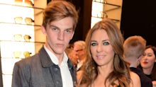 Elizabeth Hurley selfies with nephew Miles on Easter: 'He's alive and we're thankful for that'