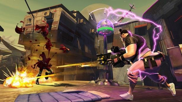 Loadout bringing PS4 owners an embarrassment of bullets