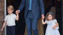 Prince George's photo album: From his Lindo Wing debut to the royal's first day of school