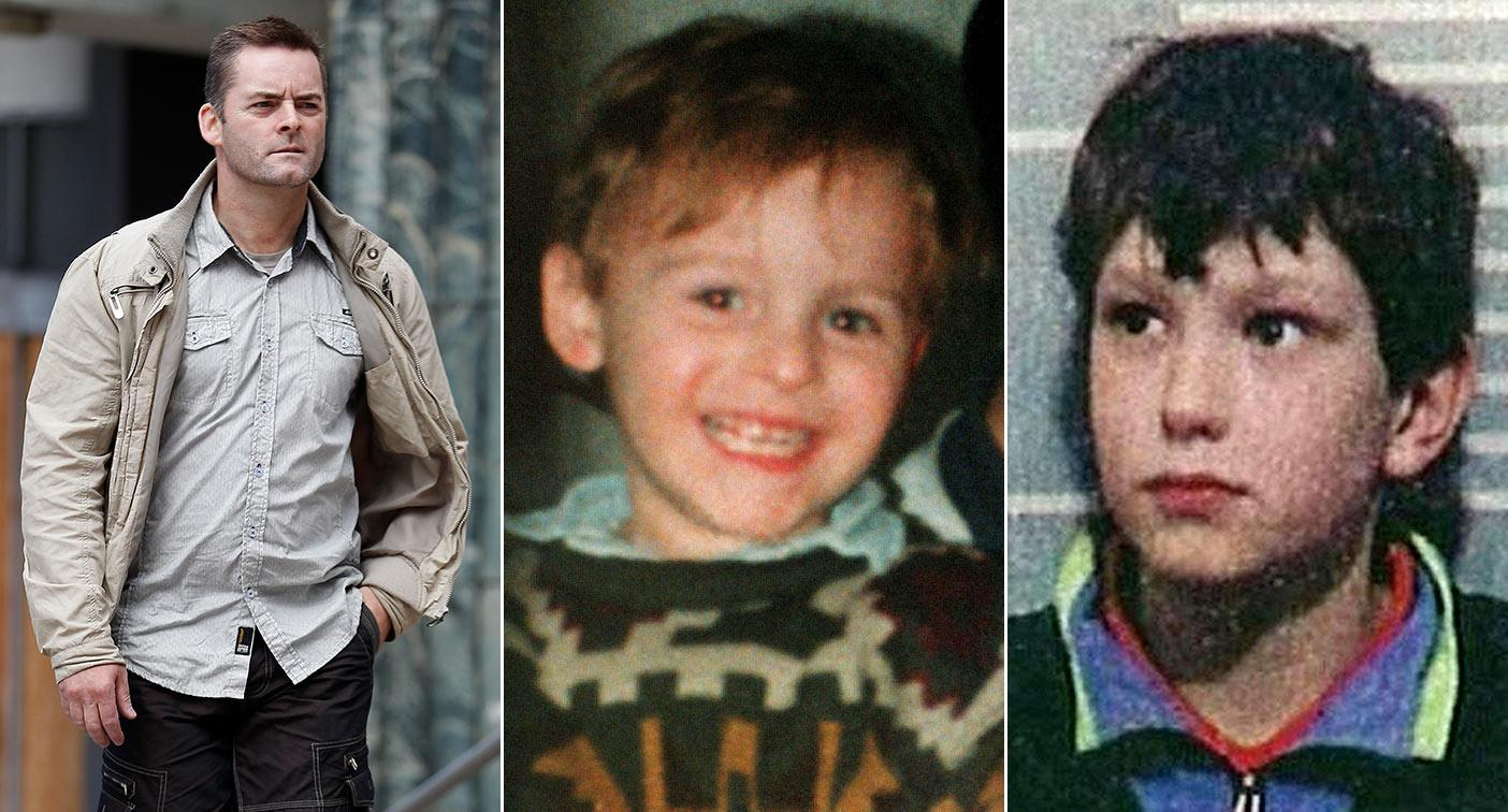 Jamie bulger 39 s father calls for jon venables to be for Farcical sentence