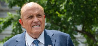 Giuliani calls shocking 'Borat' scene a 'hit job'