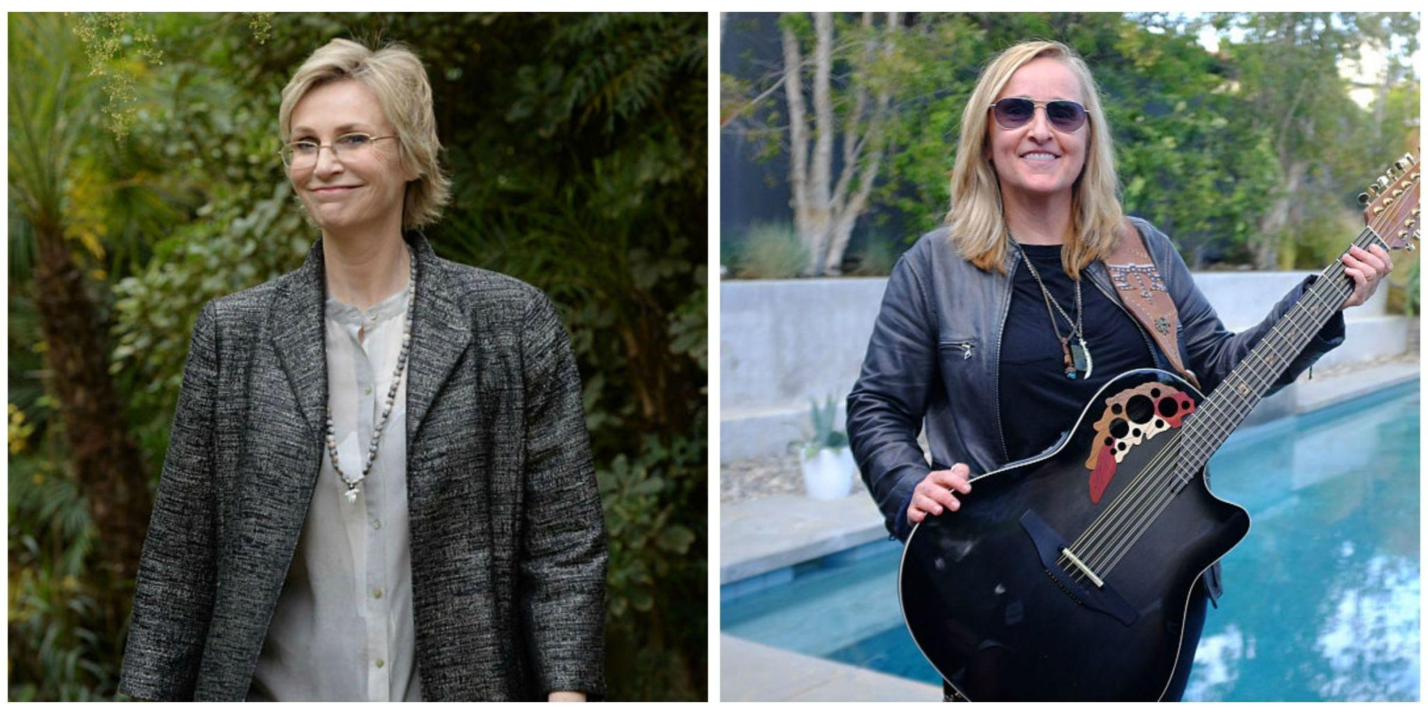 Jane Lynch to Host and Melissa Etheridge to Headline the 14th Annual Womans Day Red Dress Awards
