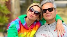 """Flávia Alessandra e Otaviano Costa avaliam sexo na quarentena: """"Reduziu muito"""""""