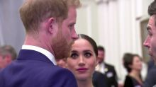 Harry and Meghan won't be asking for U.S. security support