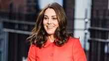 Duchess of Cambridge dresses baby bump in £220 Boden coat for Great Ormond Street visit