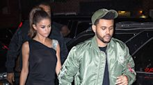Selena Gomez Steps Out In Sheer Dress For Night Out