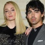 Sophie Turner Wished Joe Jonas a Happy Valentine's Day on Instagram With a Super Cute Pic