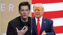 Fallen Troops Send Anti-Trump Message From Beyond The Grave In New Jim Carrey Art