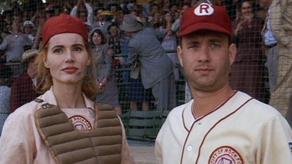 a film analysis of the movie a league of their own directed by penny marshall Geena davis and tom hanks in a league of their own (columbia  on july 1,  1992, another indelible baseball movie, a league of their own, landed in  theaters the penny marshall-directed film details a fictionalized version of the   in his contemporary review, roger ebert astutely pointed out that.